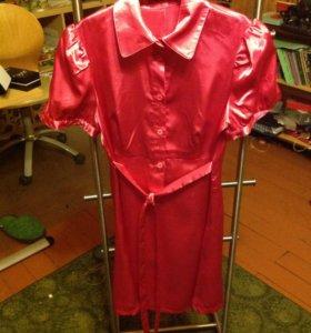 Новое красивое платье инсити.