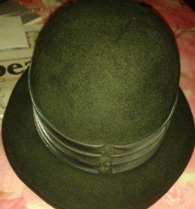 Шляпа фетровая весенняя