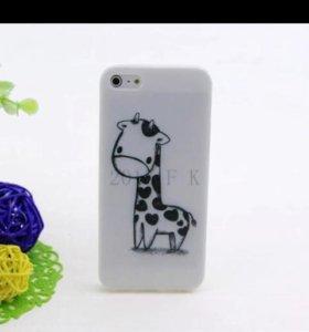Чехол айфон 5 5s