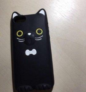 Силиконовый чехол на iPhone 5/5s/5se