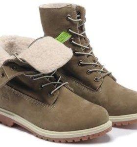 Ботинки Timberland Тимберленды