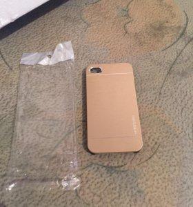 Чехол на iPhone 4.4s