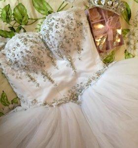 👰🏼Шикарное Свадебное платье