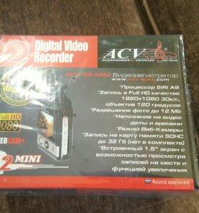 Продам новый Продам новый Видеорегистратор ACV Q2