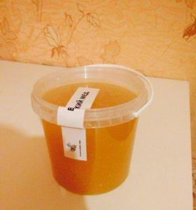 Мёд донниковый и разнотравье