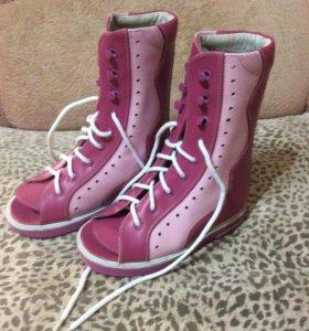 Ортопедические ботинки,28 размер