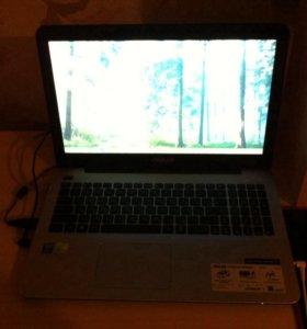 Новый ноутбук ASUS model X555LB
