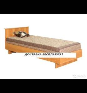 Кровати - в упаковках
