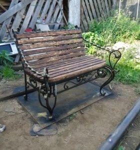 Кованный стол