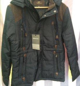Новые куртки весенние