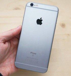 Новый iPhone 6s Plus 16gb