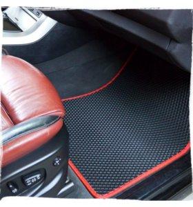 EVA Коврики в Toyota Land Cruiser