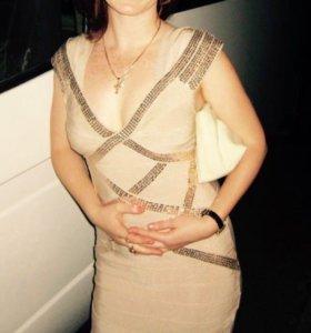 Платье Herve LEGER (оригинал)