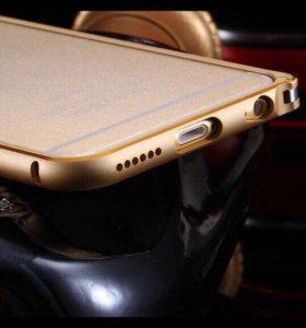 Бампер на iPhone 6 s Plus
