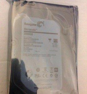 Жесткий диск Seagate Barracuda 2000GB