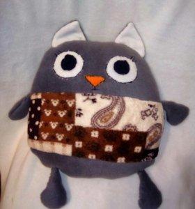 """Подарок. Диванная подушка """"Котик"""""""