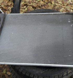 Радиатор охлаждения Hyundai Solaris 2014 г.в.