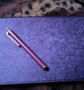 Обложка-книжка на планшет