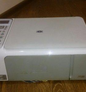 Принтер НР на запчасти