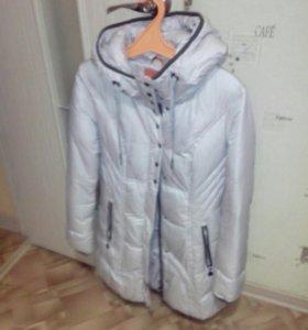 Курточка удлиненная на холодную весну