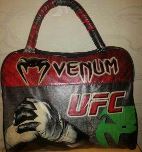 """Сумка спортивная """"UFC"""""""