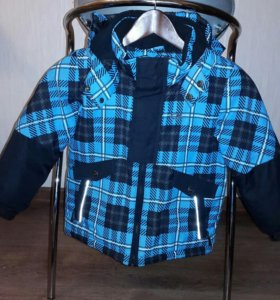 Куртка Gusty зимняя 104р.