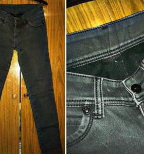 брюки теплые
