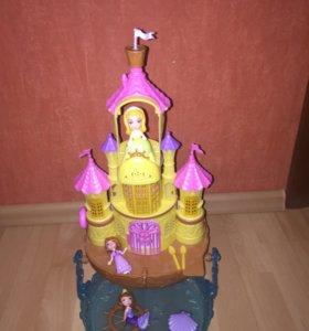 Игровой набор Disney София Прекрасная Дворец