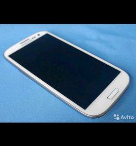 Samsung Galaxy S3-GT-i9305-LTE 4G-16GB смартфон