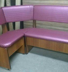Изготовление и перетяжка диванов