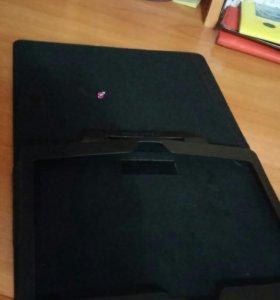 Новый чехол для планшета + пленка на планшет