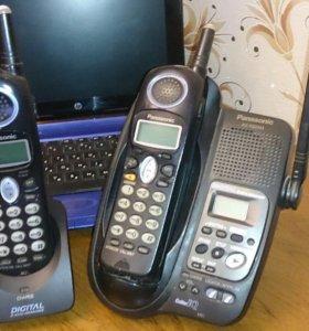 Радиотелефон 2в1 Panasonic kx-TG2344