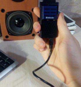 Медиа-стример defender smart transmitter x1