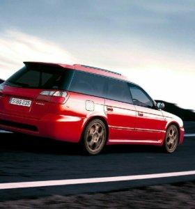 Запчасти Subaru Legacy