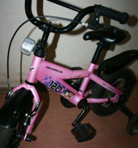 Велосипед Univega dyno 120 розовый