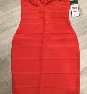 Новое платье Herve Leger размер S