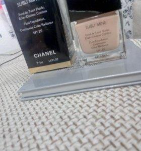 Тональный крем Шанель