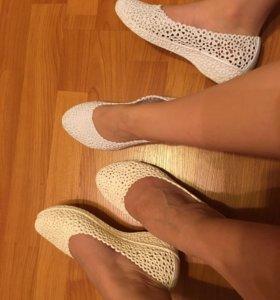 Обувь 37 и 34 размер