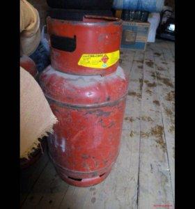 Газовый баллон 27 лит