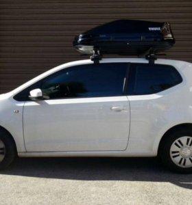 Аренда/Продажа Автобокса Thule Touring 100