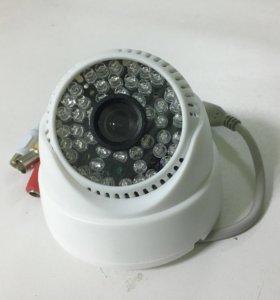 Видеокамера купольная (аналоговая)