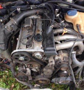 Двигатель Ауди а4 пассат б5 1.8adr