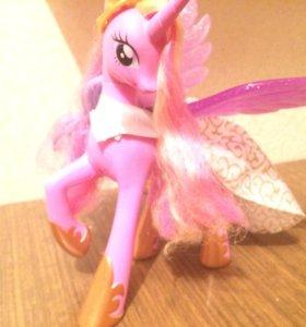 Май лител пони |принцесса Каденс|говорящая
