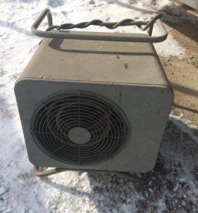 Электротепловентилятор ТВ-15 Элара тепловая пушка