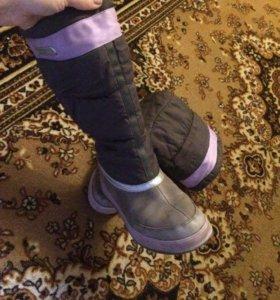 Сапоги ботфорты ботильоны ботинки кроссовки адидас