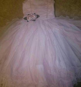 Платье для девочки, размер 110