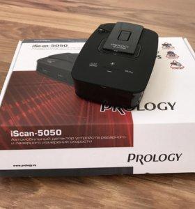 Автомобильный радар-детектор Prology iScan 5050GPS