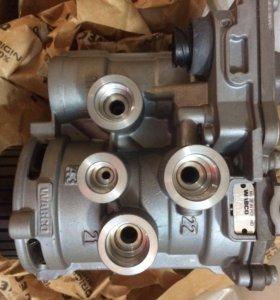 Кран управления тормозами прицепа 41211417 Iveco