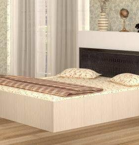 Кровать Барселона 160 темная