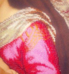 Иконы,картины—вышивка бисером